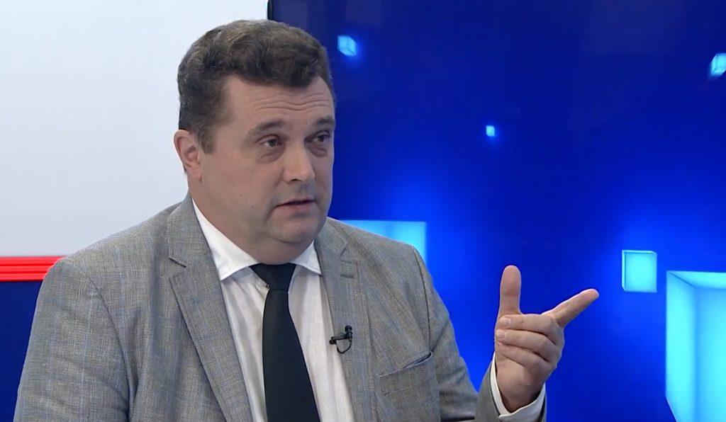Председателю СЖР Владимиру Соловьеву — 55