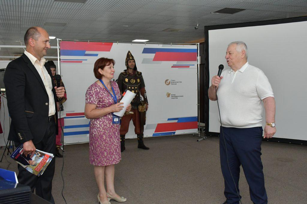На форуме «Вся Россия-2020» в Сочи состоялась презентация СМИ Северной Осетии