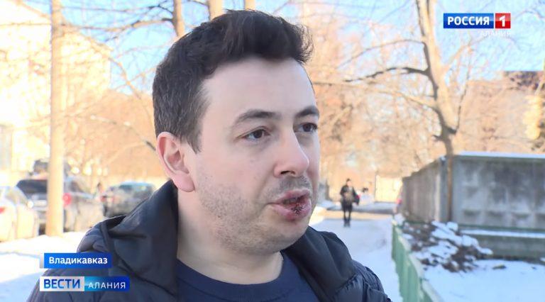 Нападение на Тотрова оценено как воспрепятствование журналистской деятельности