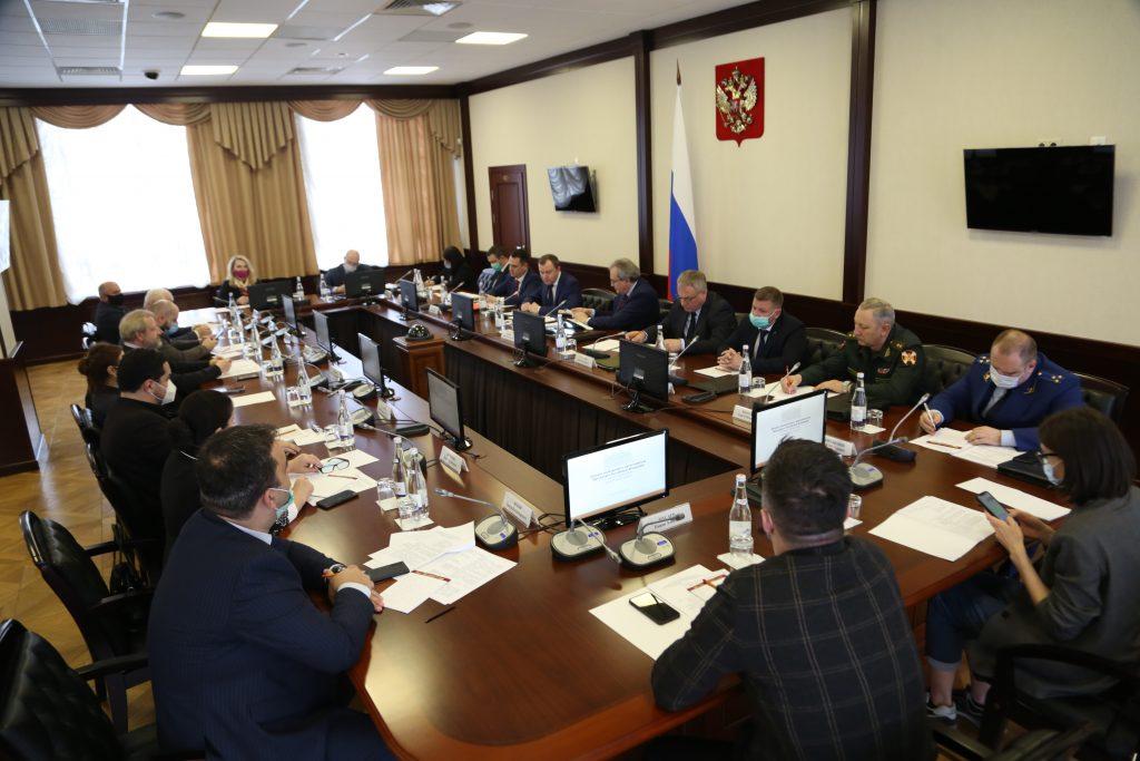 Глава СПЧ провел в Пятигорске совещание по обеспечению прав журналистов