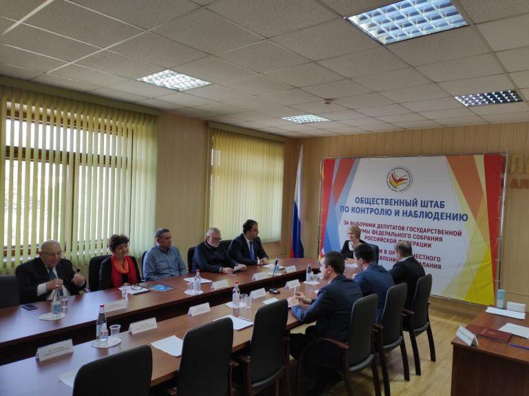 Союз журналистов Северной Осетии примет участие в наблюдении за выборами