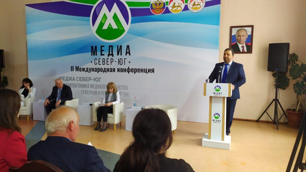 Тимур Кусов: «Время собирать камни и строить из них прочный мост между Севером и Югом Осетии»